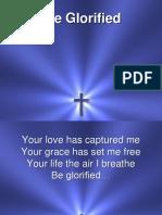 Be Glorified - Chris Tomlin