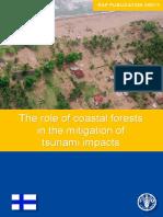 The role of coastal forests in tsunami mitigation.pdf