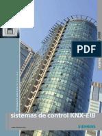 KNX Control de Edificios SIEMENS 2008