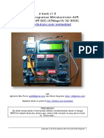 Tutorial Pemrograman Mikrokontroler AVR