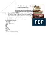 Formulir Pendaftaran Anggota English Communit1