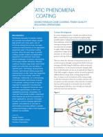 Electrostatic Phenomena in Powder Coating