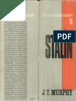Stalin J.T. Murphy 1945 Bilim Ve Sosyalizm