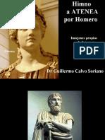 Himno a Atenea por Homero - Imágenes
