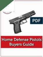 Home Defense Pistols