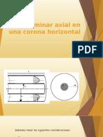 Flujo Laminar Axial en Una Corona Horizontal G4 Modificar.pptx