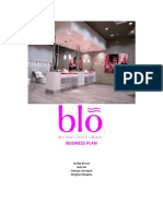 Blo Business Plan - Final