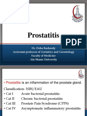 prostatitis scribd)