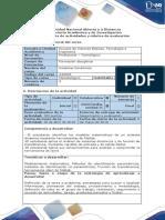 Guía de Actividades y Rúbrica de Evaluación - Etapa 3 - Identificar Modelos de Sistemas Dinámicos Mediante Matlab