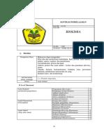 Kontrak Perkuliahan Biokimia 2014