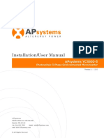 APsystems YC1000 Installation UserManual-V1.1-12.14.15