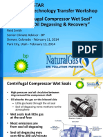 Seal Oil Degassing