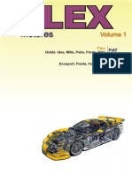 Flex Volume 01 - Fiat e Ford
