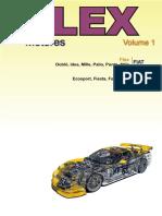 Flex Volume 01 - Fiat e Ford
