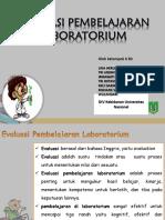 Evaluasi Pembelajaran Di Laboratorium