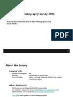 SELASTURKIYE -Photography Social Media Survey Results by Taylor Davidson