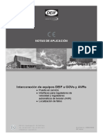 Application Notes, Interfacing DEIF Equipment 4189341003 ES