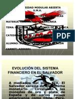 52338636 Evolucion Del Sistema Financiero en El Salvador