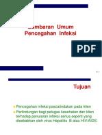 Gambaran Umum Pencegahan Infeksi