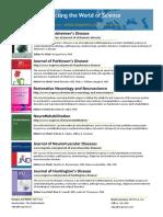 Neuro Journals 1 Page