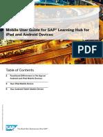 SAP Learning Hub Mobile Guide 39596 En