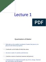Matter Quantization
