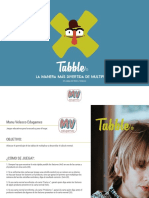 Tabble - Manu Velasco