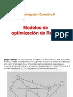 Modelo de Redes Rutas