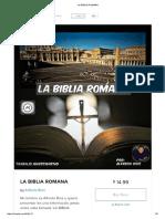 La Biblia Romana