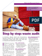 How to Conduct a Waste Audit