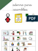 Cuaderno Asamblea y Claves Visuales Para Alumnas