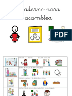 Cuaderno Asamblea y Claves Visuales Para Alumnos
