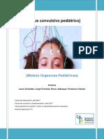 Protocolo Estatus Convulsivo Pediátrico. Sp Hgua 2017