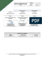 STD-SSO-027_Selección Distribución y Uso EPP