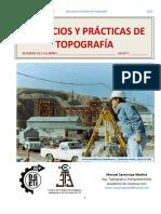 Ejercicios y Prácticas de Topografía 2012
