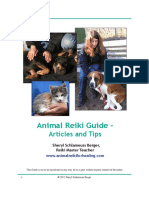 Animal Reiki Guide 2012