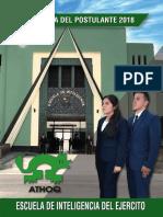 Guia Del Postulante 2018