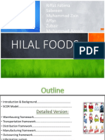 HILAL Foods -Zain