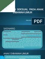 Kejahatan Seksual Pada Anak