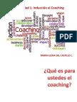 Introduccion Al Coaching