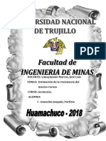 Informe Minas Sb