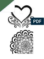 Diseños(Blanco y Negro y Color)