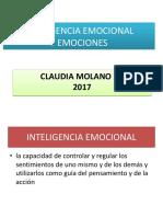 Inteigencia Emocional y Las Emociones