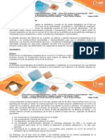 Escenario Planteado - Estrategia de Aprendizaje(1)