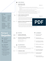 desjardins richard resume