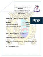 Informe Final 3 Circuitos Electronicos 1