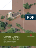 Climate Change and the Historic Environment_UK
