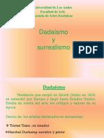 Dadaismo y Surealismo