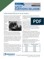 Entendiendo Los Rodamientos Para Los Ventiladores Industriales