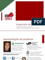 Apresentação - Engenharia de Requisitos
